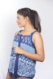 Indische Jugendlichnahaufnahme Stockfotos