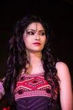 Indische junge Dame Lizenzfreie Stockfotos