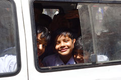 Indische Jungen Lizenzfreie Stockbilder