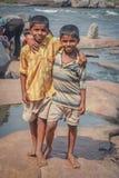 Indische Jungen Lizenzfreie Stockfotos