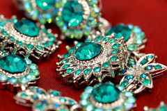 Indische Juwelen. Royalty-vrije Stock Afbeelding