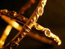 Indische Juwelen Royalty-vrije Stock Afbeeldingen