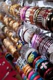 Indische juwelen stock foto's