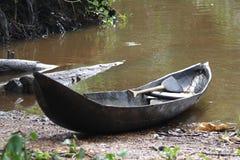 Indische kano royalty-vrije stock foto