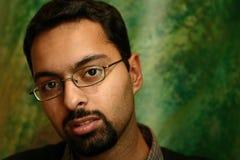 Indische kerel. Stock Foto