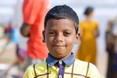 Indische kinderen Royalty-vrije Stock Foto's