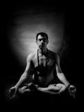 Indische Klassieke Dans Stock Afbeelding