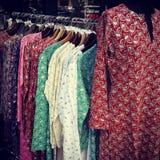 Indische kleding Royalty-vrije Stock Afbeeldingen
