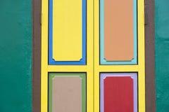 Indische kleuren Stock Afbeelding