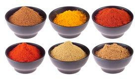 Indische kruiden Royalty-vrije Stock Foto