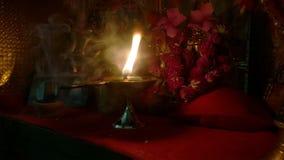 Indische Kultur spirituality stockbild