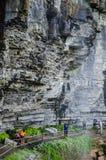 Indische Laddersleep - Voorheesville, NY stock fotografie