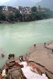 Indische Landschaft Stockfotos