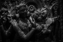 Indische Liefde royalty-vrije stock foto's