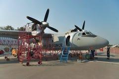 Indische Luchtmacht een-32 Royalty-vrije Stock Afbeelding
