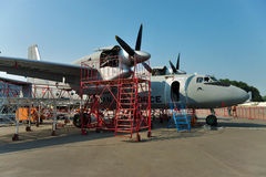 Indische Luchtmacht een-32 Royalty-vrije Stock Fotografie