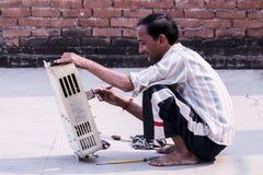 Indische Männer Lizenzfreies Stockfoto