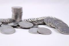 Indische Münze Stockbilder