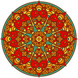 Indische Mandala Lizenzfreie Stockfotos