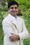 Indische mens Royalty-vrije Stock Afbeeldingen