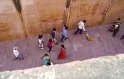 Indische menswetenschappen royalty-vrije stock fotografie