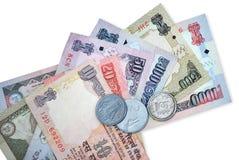 Indische Munt 14 Royalty-vrije Stock Foto's