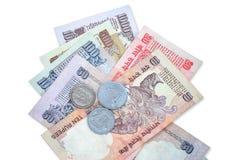 Indische Munt 7 Stock Foto