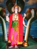 Indische mythologiegodin Stock Afbeelding