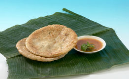 Indische Nahrung Lizenzfreie Stockbilder