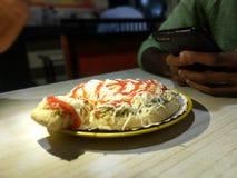 Indische Nahrung lizenzfreies stockfoto