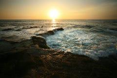 Indische Oceaan Royalty-vrije Stock Afbeelding