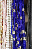 Indische parels Royalty-vrije Stock Afbeeldingen