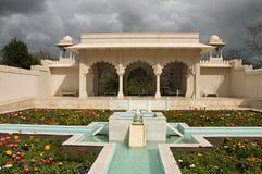 Indische pavillion Stock Foto