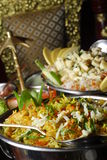 Indische rijst Royalty-vrije Stock Foto's