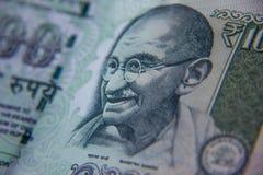 Indische Roepie Royalty-vrije Stock Afbeeldingen