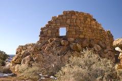 Indische ruïnes Royalty-vrije Stock Fotografie