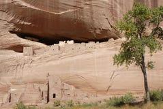 Indische ruïnes Royalty-vrije Stock Foto