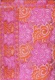 Indische Seide. Lizenzfreie Stockbilder