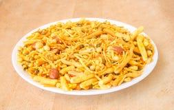 Indische snack stock fotografie
