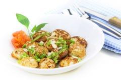 Indische snackpunugu stock foto's