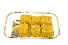 Indische snoepjes Stock Foto