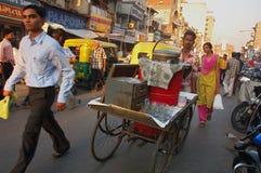 Indische Stadt Stockbilder