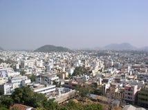 Indische Stadt Lizenzfreies Stockfoto