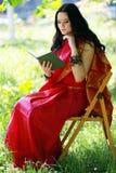 Indische student Royalty-vrije Stock Fotografie