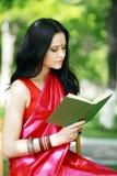 Indische student Stock Afbeelding