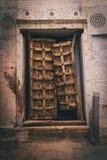 Indische Türen Stockfoto