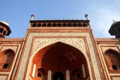 Indische Taj Mahal Stock Foto's