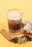 Indische thee stock foto's