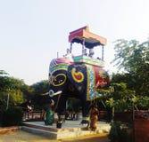 Indische Traditie stock afbeelding