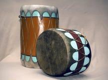 Indische trommels royalty-vrije stock afbeeldingen